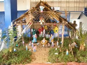 christmas crib decorations