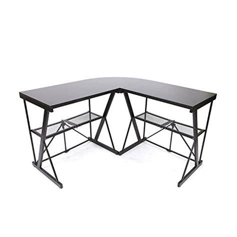 Origami Computer Desk - origami rde 01c corner computer desk black large