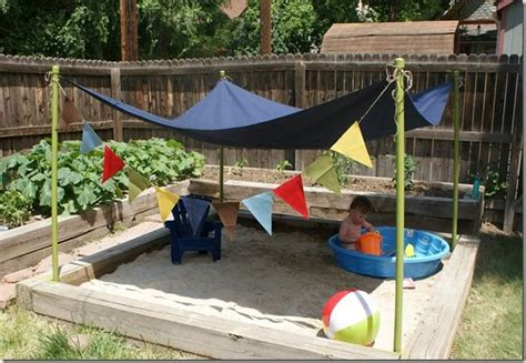 beach in backyard turning the backyard into a playground cool projects