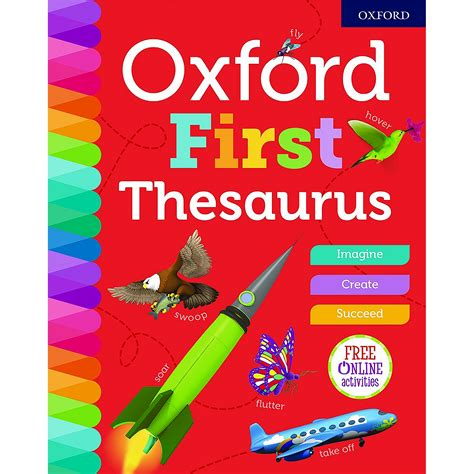 Oxford First Thesaurus Hope Education
