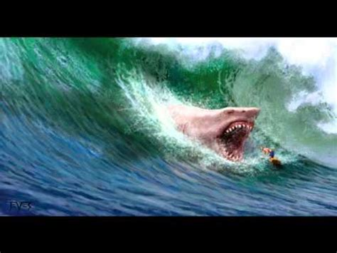 megalodon the biggest shark that ever lived youtube