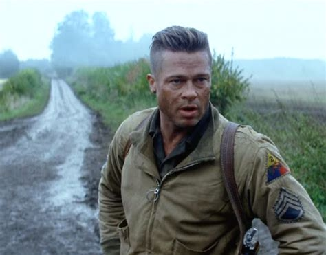 what are the current hairstyles in germany brad pitt fury 2014 movie hairstyle strayhair