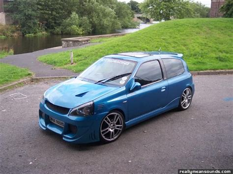 Cool 2 Door Cars ford 2 s renault clio 2001 rms garage
