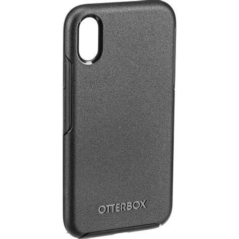 otterbox symmetry series for iphone xr black 77 59818 b h