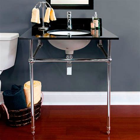 deco console sink 30 quot deco undermount console sink consoles sinks and