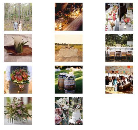 australian themed events sugar and spice events australian wedding theme