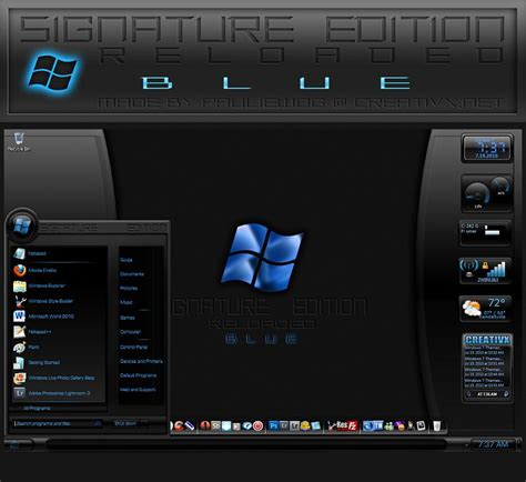 themes for windows 7 ultimate windows 7 ultimate signature edition theme page 4