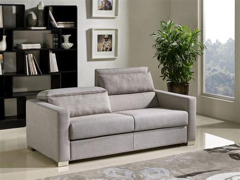 Divani Casa Norfolk Modern Grey Fabric Sofa Bed Sofa Living Room Sofa Beds