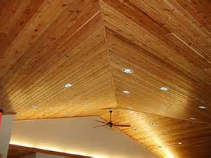roofing how to install wood ceiling planks ceiling
