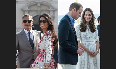 Kate And Delta Goodrem In Giambattista Valli Who Wears It Better by Style Kate Middleton And Amal Alamuddin Take On 7