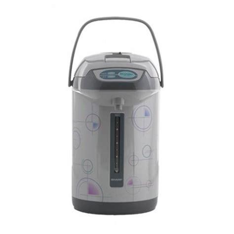 Pemanas Makanan Dan Minuman Elektrik Praktis Dan Mudah jual pemanas air sharp kp y33 murah harga spesifikasi