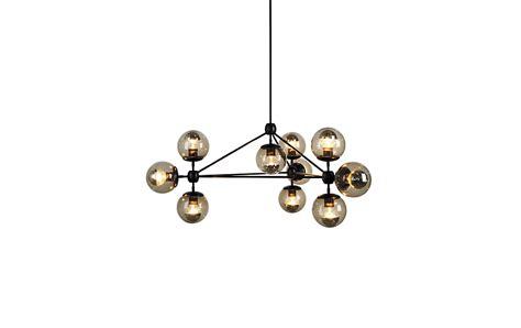 dwr chandelier modo chandelier 3 sided 10 globes design within reach