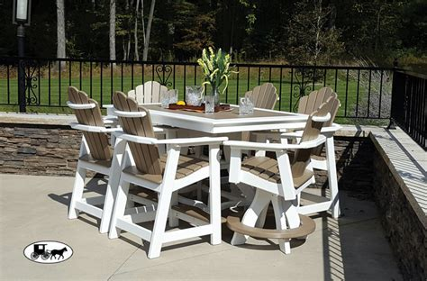 Amish Made Polywood Furniture: The Wood Carte   New York