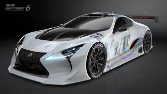 lexus lf lc gt vision gt revealed coming 2015