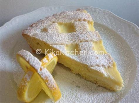 torta mantovana bimby crostata al limone ricetta passo passo kikakitchen