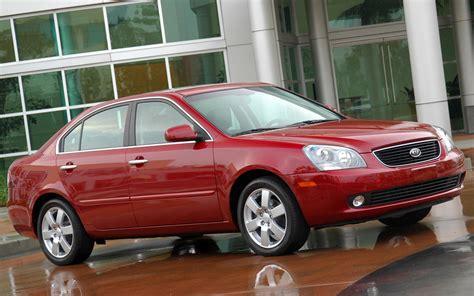 Kia Review 2007 2007 Kia Optima Reviews And Rating Motor Trend