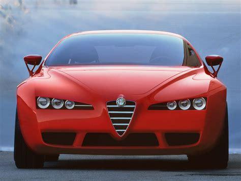 2002 Alfa Romeo Brera Concept Supercars Net
