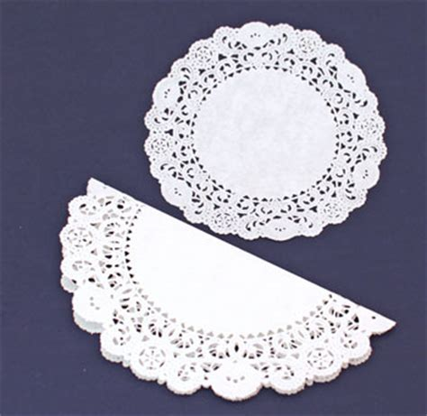 How To Make Doily Paper - funezcrafts easy crafts doily paper