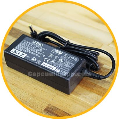 Adapter Laptop Acer sạc adapter acer 19v 3 42a capcuulaptop