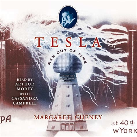 tesla out of time tesla audiobook by margaret cheney for just 5 95