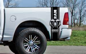 Dodge Ram Decal Supdec Hemi Decals