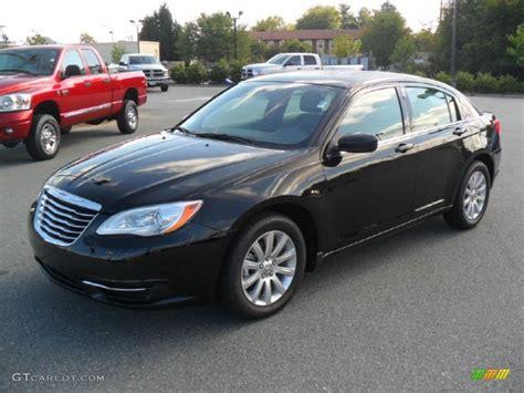 Chrysler 200 Black by 2011 Black Chrysler 200 Touring 53982650 Photo 2