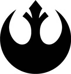 Wars Rebel Symbol Outline by War Wallpaper Wars Logos