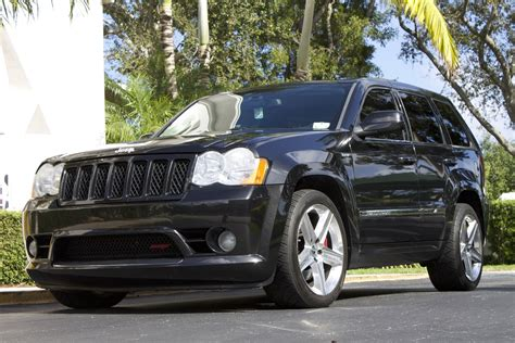 2008 Jeep Grand Srt8 Price Picture Of 2008 Jeep Grand Srt8 Exterior