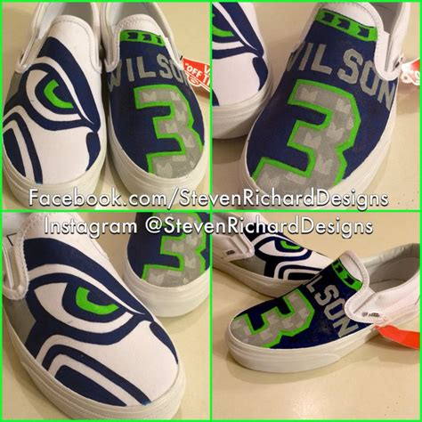 Handmade Shoes Seattle - 115 best images about seahawks on beast mode