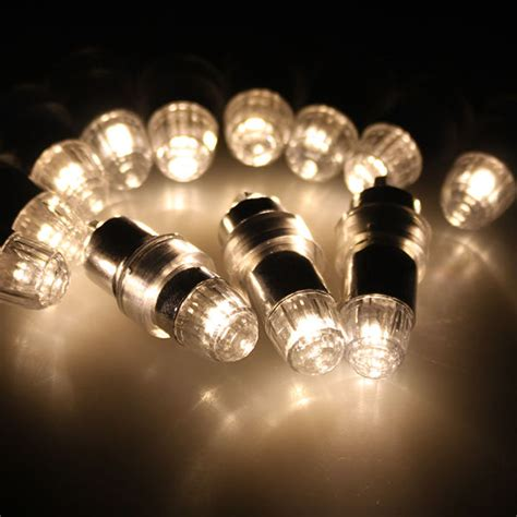 led lights for paper lanterns with 12pcs led warm white light paper lantern balloon floral