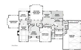 Floor Plans For Mansions mansion floorplans home planning ideas 2017