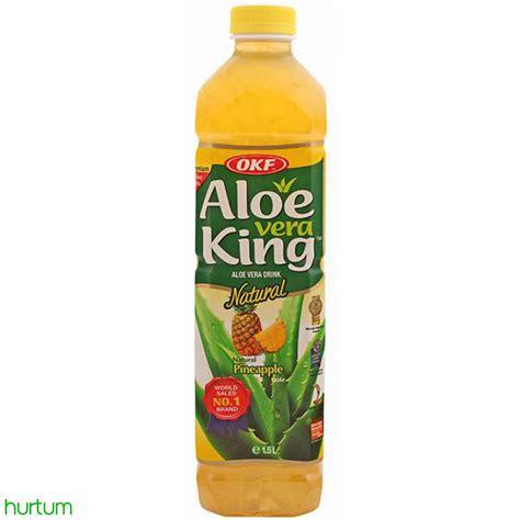 Sho Zwitsal Aloe Vera 1 5l aloe vera king nap 243 j aloesowy o smaku ananasa w hurtum pl