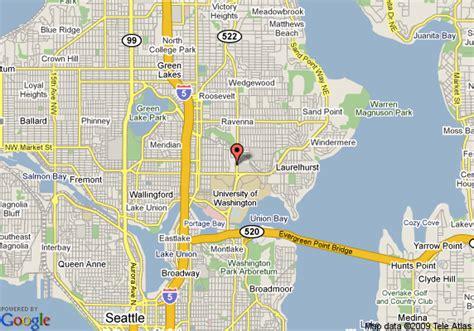 seattle univ map seattle map adriftskateshop