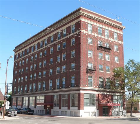 nebraska hotels file lincoln hotel scottsbluff nebraska from nw 2 jpg