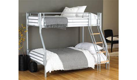 Asda Bunk Beds Harley Bunk Bed With Mattress Option Beds George At Asda