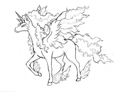 pokemon coloring pages rapidash pokemon rapidash mega evolution sketch coloring page