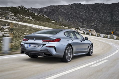 2019 Bmw 8 Series Gran Coupe by επίσημο Bmw 8 Series Gran Coupe Autoblog Gr