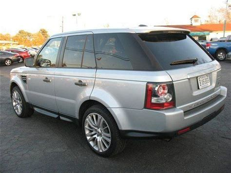land rover factory warranty find used 2010 land rover range rover sport hse