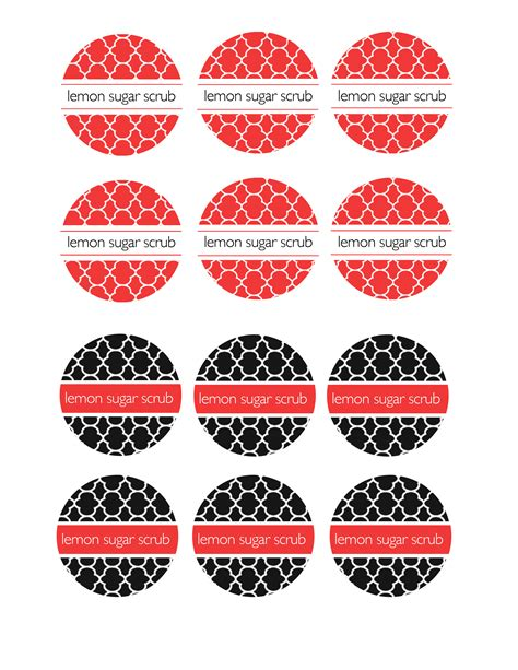 printable circular stickers christmas cards and handmade gift idea from printable