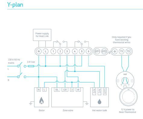 y plan wiring diagram without room stat wiring diagram