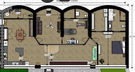 earthship floor plans my earthship build march 2013