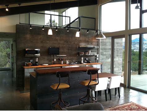 loft kitchen ideas industrial loft apartment kitchen decoracion pinterest