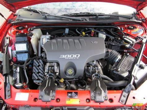 2001 chevrolet monte carlo ss 3 8 liter ohv 12 valve 3800 series ii v6 engine photo 71736671