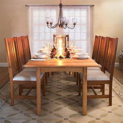 mission dining room grand mission dining room chair natural cherry real