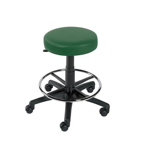 Green Stool And Gas by Sunflower Green Gas Lift Stool With Foot Ring