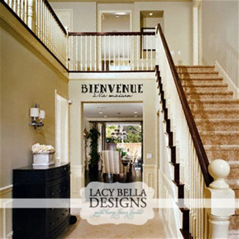 foyer quotes welcome entryway wall quotes quotesgram