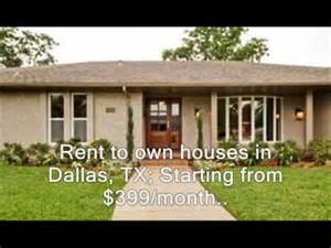 rent houses in dallas tx homestarsearch rent to own homes in dallas tx youtube