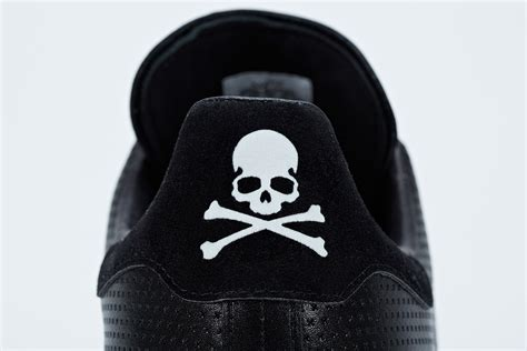 Mastermind Japan X Adidas Originals Stan Smith Limited Edition Us9 5 adidas consortium x mastermind stan smith the sole supplier