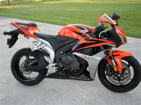 cbr600rr for sale 2008 honda cbr 600rr sportbike for sale on 2040 motos