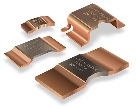 panasonic shunt resistor bourns introduces new range of high power ultra low ohmic current sense resistor products